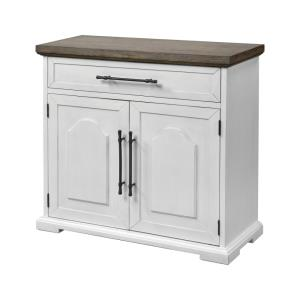 Locksmith - 38 Inch 2-Door 1-Drawer Cabinet
