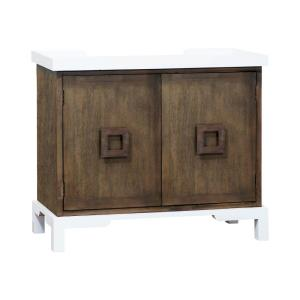 Tower Top - 42 Inch 2-Door Cabinet