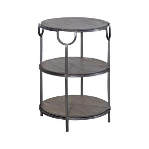 Sadler - 28 Inch Tall Accent Table