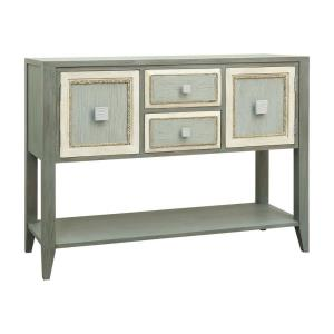 Waldo - 49 Inch 4-Drawer Console