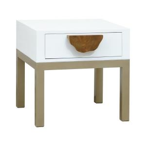 Slice - 24 Inch 10-Drawer Accent Table