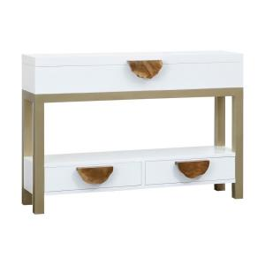 Slice - 48 Inch 3-Drawer Console Table