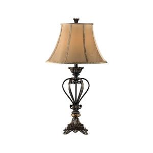 34 Inch One Light Table Lamp