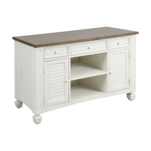 "Nantucket - 52"" 2-Door 3-Drawer Console Table"