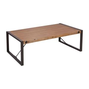 "Armour Square - 47"" Coffee Table"