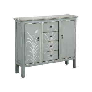 "Selina - 37.63"" 2-Door 4-Drawer Sideboard"