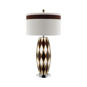 "Zan - 34.5"" One Light Table Lamp"