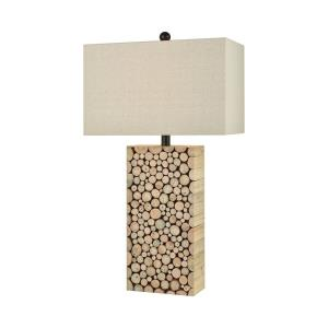 Clearcut - One Light Table Lamp