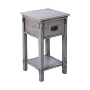 Cheboygan - 28 Inch 1-Drawer Accent Table