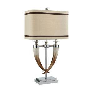 Pall Mall - Two Light Table Lamp