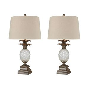 Mauna Loa - Two Light Table Lamp (Set of 2)