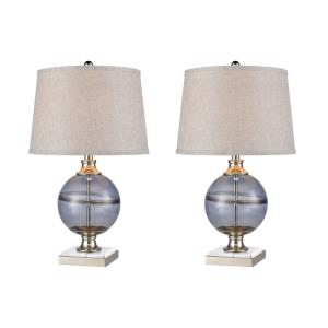 Gooseberry - Two Light Table Lamp (Set of 2)