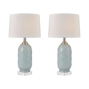 La Joliette - Two Light Table Lamp (Set of 2)