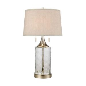 Tribeca - Two Light Table Lamp