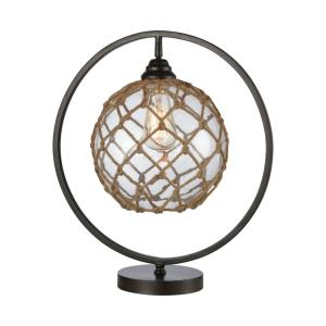 """Fisher - 19"""" 7W 1 LED Table Lamp"""