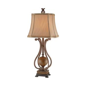 Copperfield - One Light Table Lamp