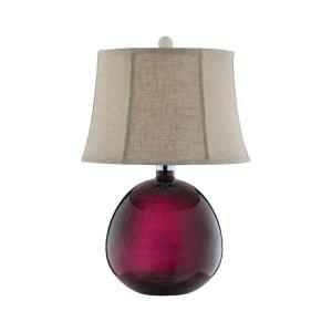 """22.25"""" One Light Table Lamp"""