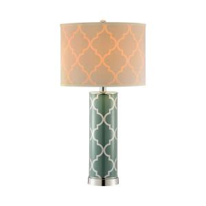 Casablanca - One Light Table Lamp