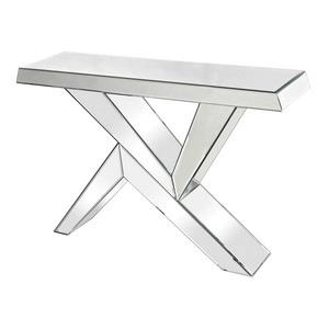 """Juxtaposed Angles - 46"""" Console Table"""