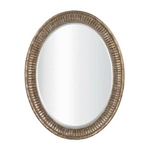 "35"" Decorative Oval Mirror"