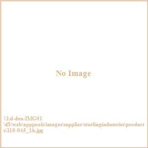 8 Inch Ceramic Tea Light Candle Holder