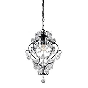 French Country - One Light Mini-Pendant