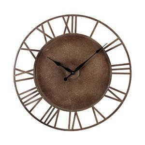 "32"" Roman Numeral Outdoor Wall Clock"