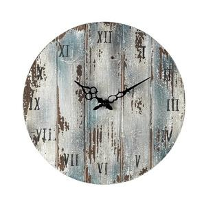 "16"" Roman Numeral Outdoor Wall Clock"