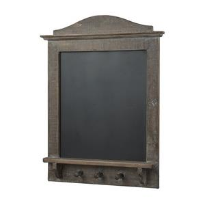"""18"""" Message Board with Coat Hook"""