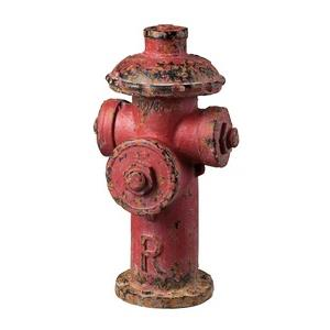 "20"" Fire Hydrant Dcor"