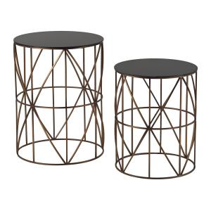 "Bradfield - 24"" Side Table Set of 2"