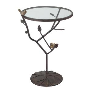 """Kimberly - 21.5"""" Accent Table"""