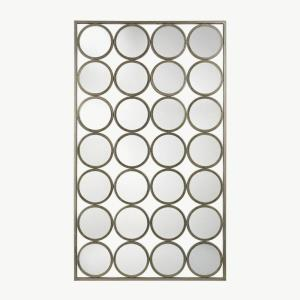 "Retro -38"" Wall Mirror"