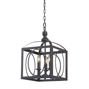 Ailsa - Three Light Chandelier