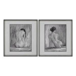 "27"" Decorative Wall Art (Set Of 2)"