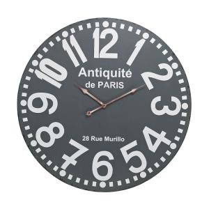 "Antiquite - 24"" Wall Clock"