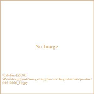 """Rossmeen Court - 30"""" Decorative Wall Clock"""