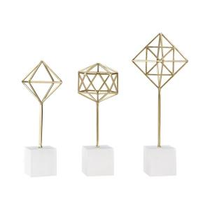 "Theorem - 16"" Decorative Stand (Set of 3)"