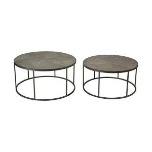 "Circa - 46"" Coffee Table (Set of 2)"