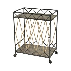 Roadshow - 30.31 Inch Bar Cart