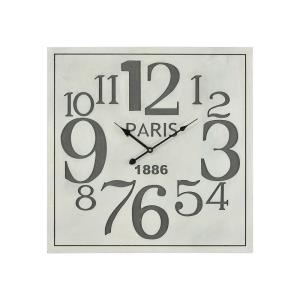 "Quai Voltaire - 23.62"" Wall Clock"