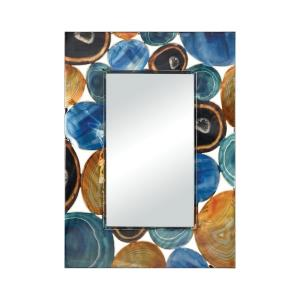 "Demetrios - 35.43"" Wall Mirror"