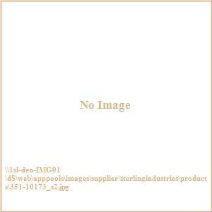 "Geometry - 8"" Molecule Sculpture (Set of 2)"