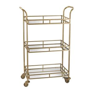 "Julep - 34.3"" Bar Cart"