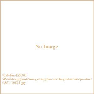 """New Brutalism - 27"""" Side Table"""