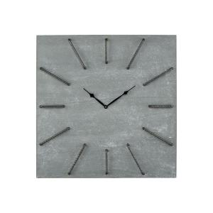 New Brutalism - 26 Inch Wall Clock