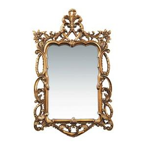Floral Scroll - Decorative Mirror