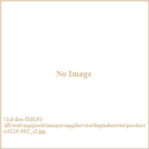 """Vie En Rose - 20.47"""" Chair (Set of 2)"""