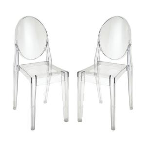 "Vanish - 18.9"" Dining Chair (Set of 2)"