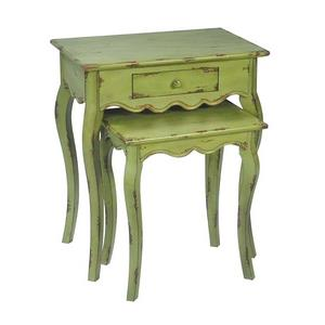 Verde Stacking Tables - Set of 2